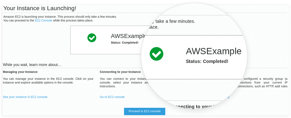 How to setup and manage your AWS EC2 instance (AWS Free Tier) with
